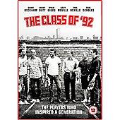 The Class Of 92: Man U (DVD)