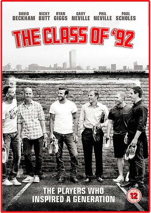 The Class Of 92: Man U (DVD)