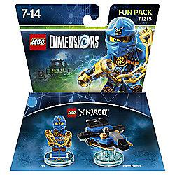 LEGO DIMENSIONS FUN PK NINJA JAY