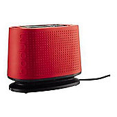 Bodum Bistor 10709-294 2 Slice Toaster - Red