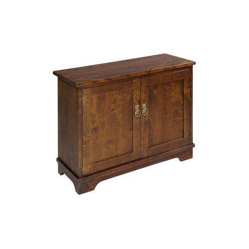 Wood Bros Burlington Cupboard Base - Havana