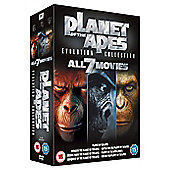 Planet Of The Apes - Evolution Collection DVD