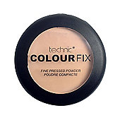Technic Colour Fix Fine Pressed Powder 12g-Cafe Au Lait