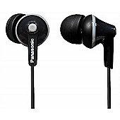 Panasonic Ergofit Ergo Fit Stereo In Ear Canal Earphones Headphones RPHJE125B