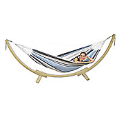 Amazonas Apollo Hammock Set in Marine