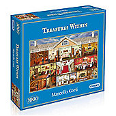 Treasures Within 1000 piece jigsaw