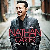 Nathan Carter Stayin' Up All Night CD
