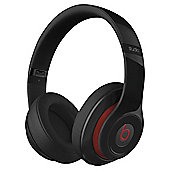 Beats By Dr Dre Studio 2.0 Noise Cancelling Over-the-ear overhead headphones , Black