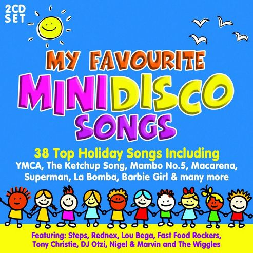 Mini Disco, My Favourite Holiday Hits