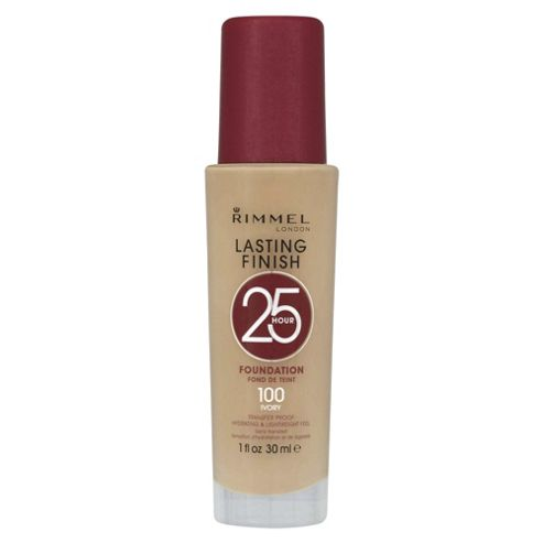 Rimmel Lasting Finish Foundation Ivory