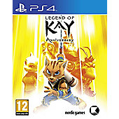 Legend Of Kay Anniversary Ed (PS4 )