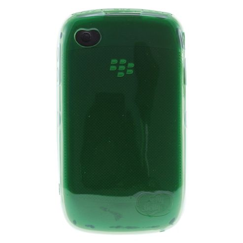 Jelly Belly Scented Case BlackBerry 8520/9300 Green Apple