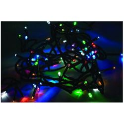 50 Piece Multi Colour Solar Fairy Lights Chain 3.5M