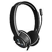 Turtle Beach NLa Wii U and 3DS headset - black