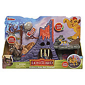 Lion Guard Hyena Hideout Playset