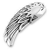 Urban Male Angels Wing Stainless Steel Pendant For Men