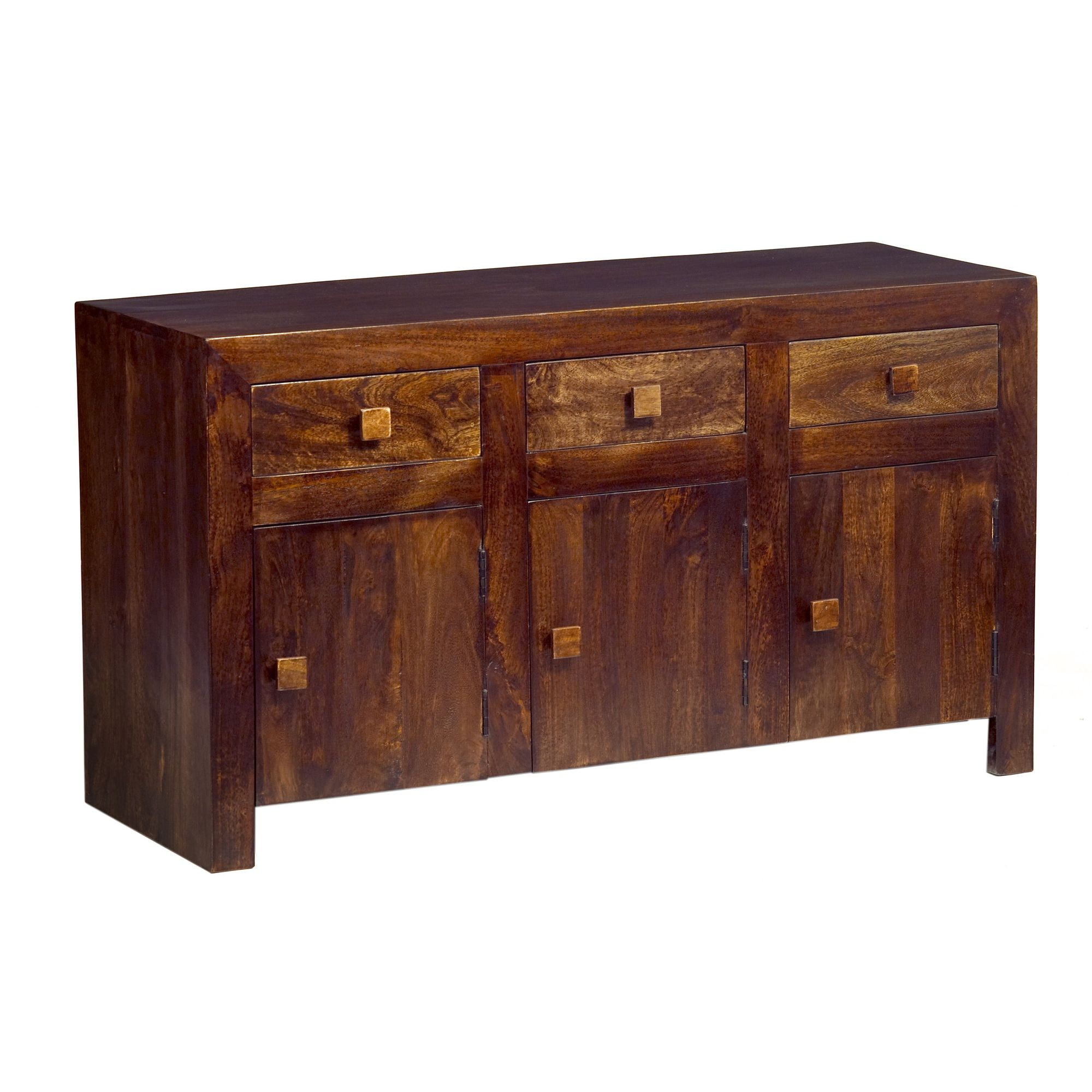 Indian Hub Mango Toko Large Sideboard at Tescos Direct