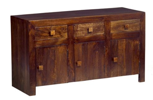 Indian Hub Mango Toko Large Sideboard