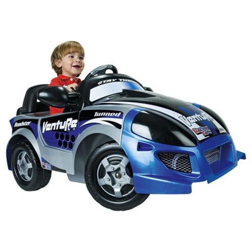 Feber Roadster Venture 6V Ride-On Car