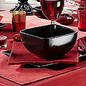Home Creations Faux Silk Napkin (Set of 4) - Red
