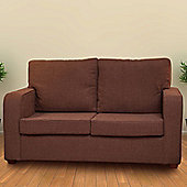 Sweet Dreams Windsor 2 Seater Sofa Bed - Mocha