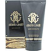 Roberto Cavalli Nero Assoluto Shower Gel 150ml