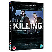 The Killing - Series 1 - Complete (DVD Boxset)