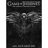 Game Of Thrones Season - 4 DVD