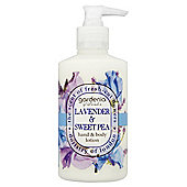 Gardenia of London Lavender & Sweet Pea Hand & Body Lotion