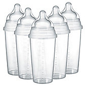 Tommee Tippee Steri Bottle 250Ml - 5 Pack