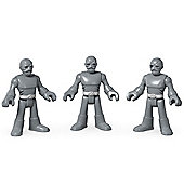 Imaginext Mighty Morphin Power Rangers Grey Putty Patrol Pack