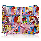Ice Cream Cosmetic Bag Set