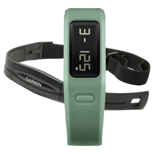 Garmin Vivofit Fitness Tracker with Heart Rate Monitor, Teal
