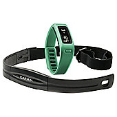 Garmin Vivofit Fitness Tracker, with additional Heart Rate Monitor band - Teal