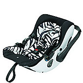 Kiddy Evolution Pro 0+ Car Seat (Zebra)