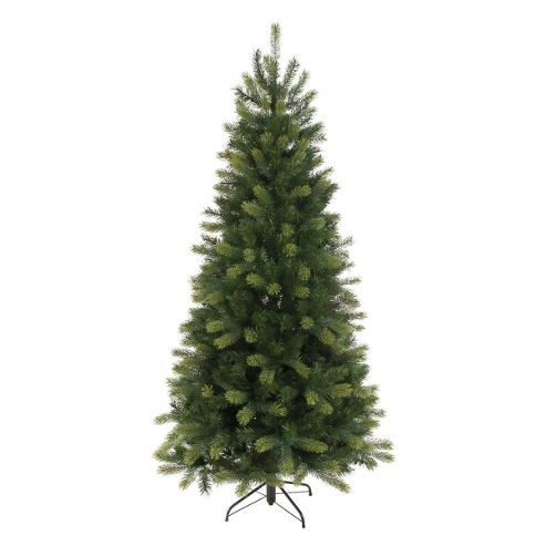 Flocking Artificial Christmas Tree