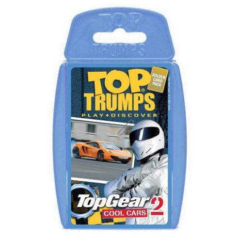 Top Trumps - Top Gear Cool Cars 2