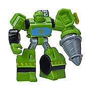 Playskool Heroes Transformers Rescue Bots Construction Bot Figure