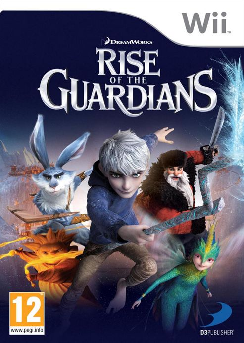 RISE OF THE GUARDIANS (Wii)