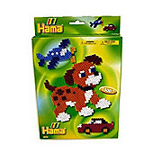 Hama Beads  Dog Starter Box
