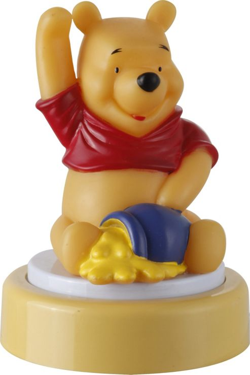 Globo Lighting Winnie The Pooh One Light 1W Push Light
