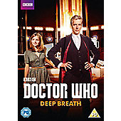 Dr Who - Deep Breath dvd