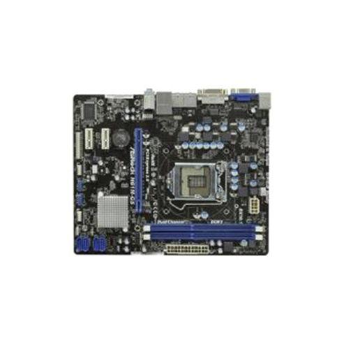 ASRock H61M-GS Motherboard Core i7/i5/i3 Socket 1155 H61 mATX Gigabit LAN (Intel HD Graphics)