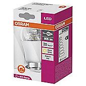 Osram LED CLASSIC Ashape 60W B22d (Bayonet) Clear