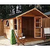 10ft x 8ft Tongue and Groove Summerhouse