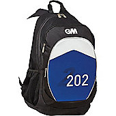 Gunn and Moore Cricket 202 Adjustable Backpack 24 Litre 3 Zipped Chambers