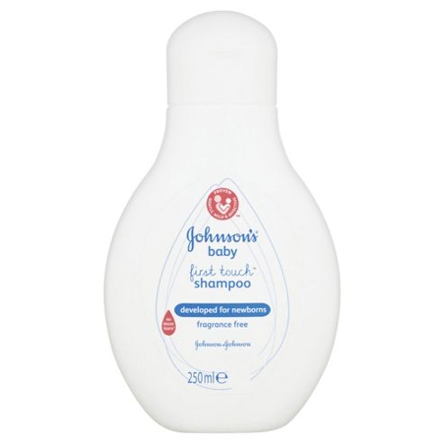 Johnson's Baby First Touch Shampoo 250ml