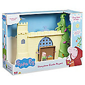 Peppa Pig Once Upon A Time Storytime Castle Playset