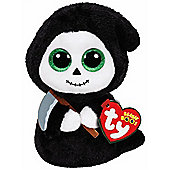 TY Beanie Boo Plush - Grimm Reaper 15cm (Halloween Exclusive)