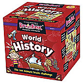 BrainBox World History Memory Card Game